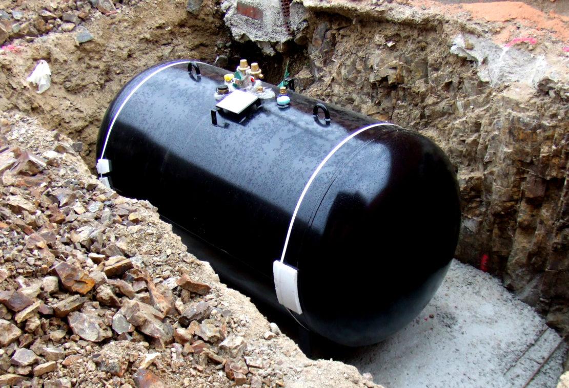 Proyecto Gas Propano – Riudecanyes