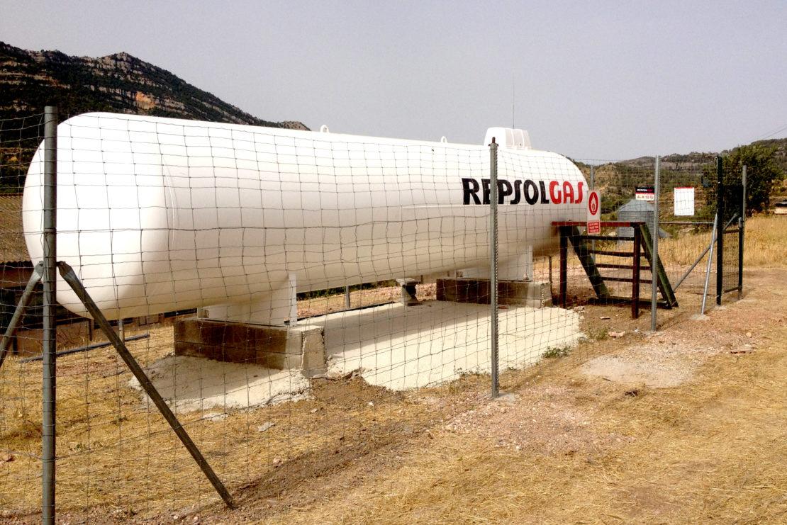 Proyectos Gas Propano – Depósitos