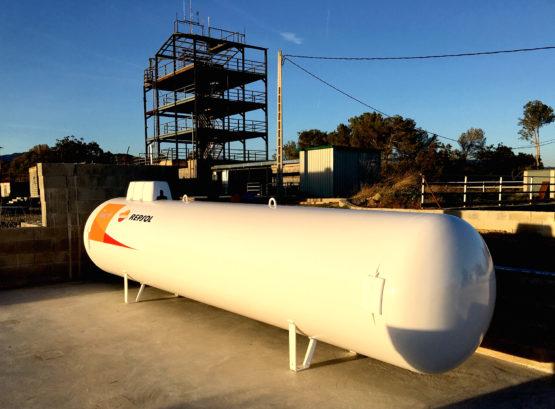 Proyecto Gas Propano – Escola d'Emergécies