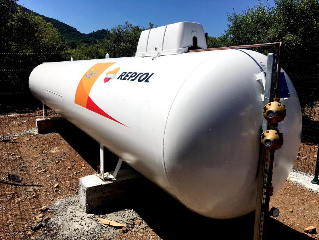 Proyecto Gas Propano – Mas del Sord (Albiol)
