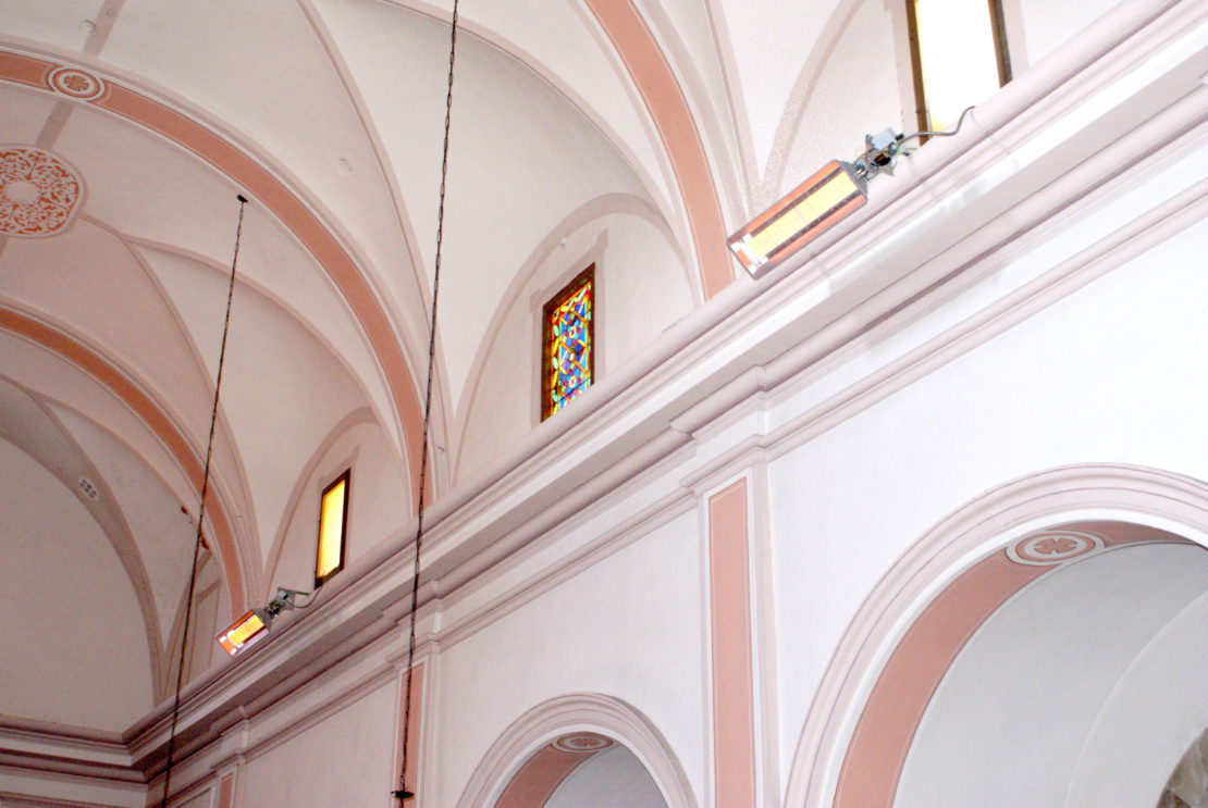 Proyecto Gas Natural – Iglesia Castellvell