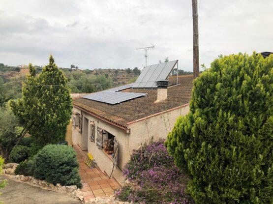 Proyecto Energía Solar fotovoltaica 4