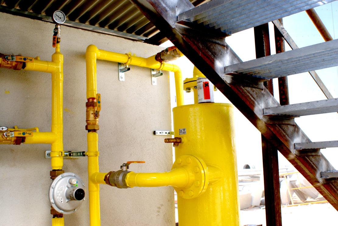 Proyecto Gas Propano – Pastisfred (Grupo Siro)